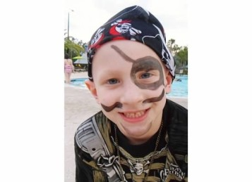 Mikey the pirate